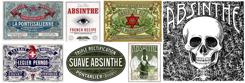 L'absinthe Design Challenge