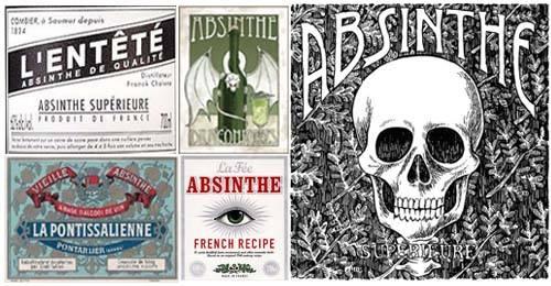 L'absinthe Design Challenge !